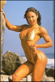 Charlene rink bikini wrestling